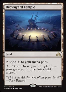 Drownyard Temple - Foil