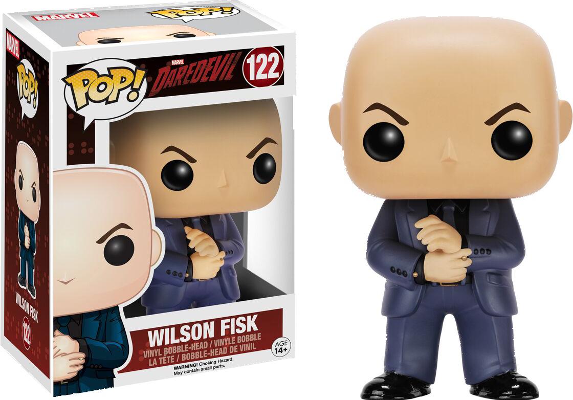 Marvel Series - #122 - Wilson Fisk
