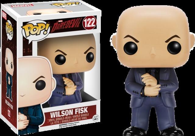 #122 - Wilson Fisk (Daredevil)