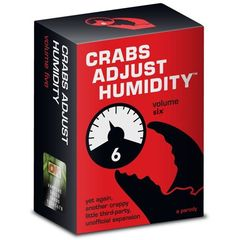 CRABS ADJUST HUMIDITY - VOLUME SIX