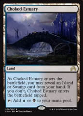 Choked Estuary - Foil on Channel Fireball