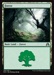 Forest - Foil (295)(SOI)