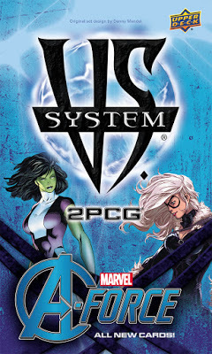 VS System - Marvel - A-Force Expansion