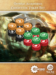 Guild Ball Condition Token Set