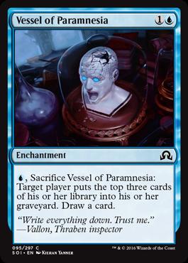 Vessel of Paramnesia - Foil