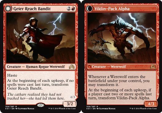 Geier Reach Bandit // Vildin- Pack Alpha