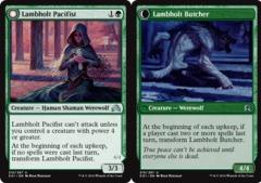 Lambholt Pacifist // Lambholt Butcher  - Foil