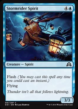 Stormrider Spirit