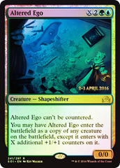 Altered Ego - Foil - Prerelease Promo