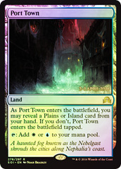 Port Town (Shadows over Innistrad Prerelease)