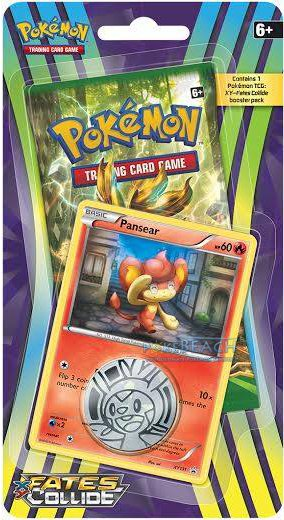 XY - Fates Collide - One-Pack Blister - Pansear Promo