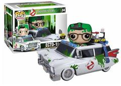 #04 – Slimed Ghostbusters Ecto-1