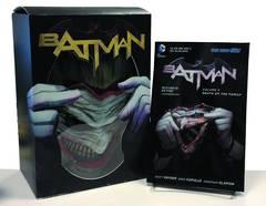 Batman Death Of The Family Book & Joker Mask Set (N52) (May1