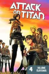 Attack On Titan Gn Vol 04 (Jan131196)