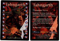 Tahngarth Life Counter Token
