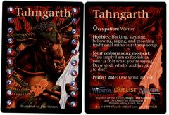 Tahngarth Life Counter Token