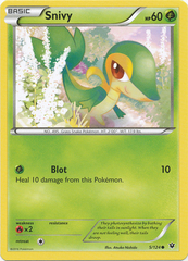Snivy - 5/124 - Common