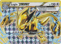 Lugia BREAK - 79/124 - Rare BREAK