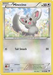 Minccino - 87/124 - Common