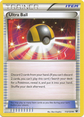 Ultra Ball - 113/124 - Uncommon