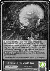 Yggdrasil, the World Tree - TMS-068 - UR