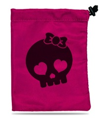 UP DICE BAG - SKULL GIRL