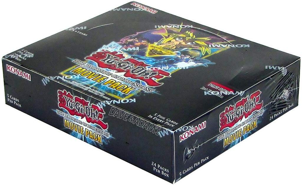 The Dark Side of Dimensions: Movie Pack Booster Box