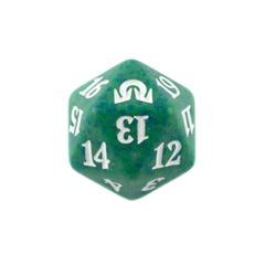 Magic Spindown Die - Shadows over Innistrad - Green
