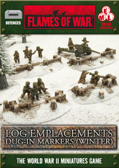 BB148: Log Emplacement Dug-in Markers - Winter