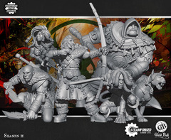 Hunter's Guild Resin Bundle