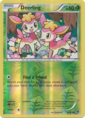 Deerling - 8/124 - Common - Reverse Holo