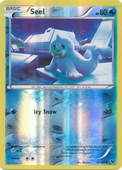 Seel - 15/124 - Common - Reverse Holo