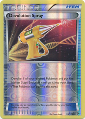 Devolution Spray - 95/124 - Uncommon - Reverse Holo