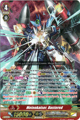 Meteokaiser, Bustered - G-FC03/003 - GR on Channel Fireball