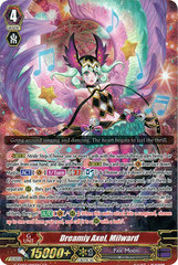 Dreamiy Axel, Milward - G-FC03/005 - GR on Channel Fireball