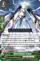 Metal Element, Scryew - G-FC03/050 - RR on Channel Fireball