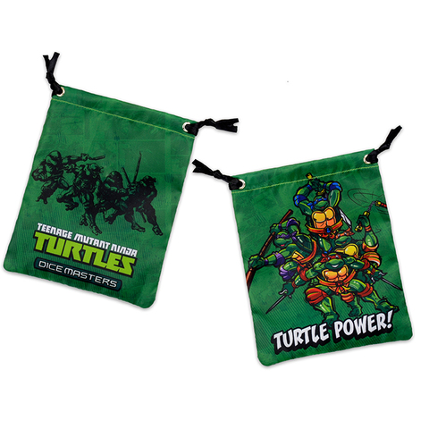 Teenage Mutant Ninja Turtles - Dice Bag