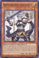 Protector with Eyes of Blue - SHVI-EN019 - Common - 1st Edition