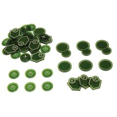 MERCENARIES - TOKEN SET (MK III) PIP 91121