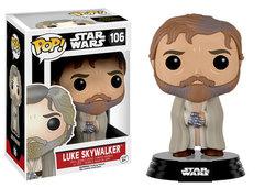 Funko Pop! Star Wars: Luke Skywalker w/Beard