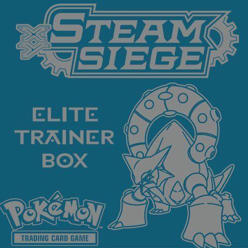 XY Steam Siege Elite Trainer Box