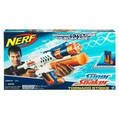 NERF - SUPER SOAKER TORNADO STRIKE