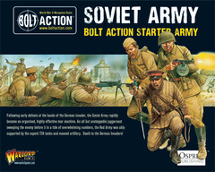 Bolt Action (2nd Ed): Starter Army - Soviet Union