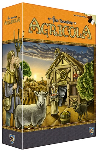 Agricola Revised Edition (Mayfair Games)