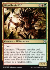 Bloodbraid Elf - Foil on Channel Fireball