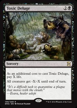 Toxic Deluge