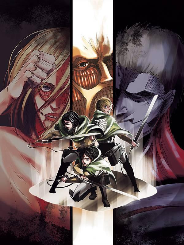 Attack On Titan Gn Vol 19