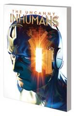 Uncanny Inhumans Tp Vol 02 Quiet Room