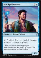 Prodigal Sorcerer - Foil