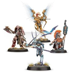 Warhammer Quest - Mighty Heroes Expansion Pack
